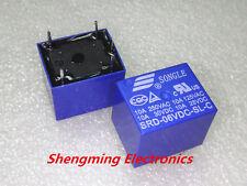 50pcs 5pins 6V SRD-06VDC-SL-C 10A 250VAC SONGLE Relay