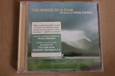 OST The Wings of a Film - Hans Zimmer CD NEW & SEALED