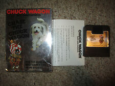 Chase the Chuckwagon  (Atari 2600, 1983) Complete Chuck Wagon GOOD