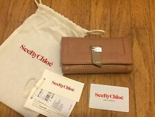 See by Chloe Wallet - Nougat Color