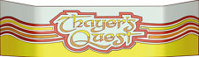 Thayers Quest Marquee (Thayer's Quest): TQ