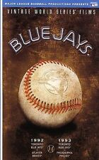 VINTAGE WORLD SERIES FILMS: TORONTO BLUE JAYS NEW DVD