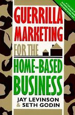 Guerrilla Marketing for the Home-Based Business-ExLibrary