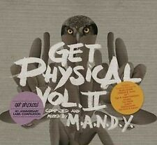 M.A.N.D.Y - Get Physical Vol.II - CD Neu - Say a Little Prayer for Me MANDY