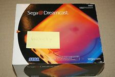Sega Dreamcast Console Original 1999 Launch Model - NEW, UNSUED, SUPER RARE!