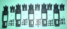 5 EXTENSIBLE CHASSIS FOR SLOT CAR 1/32 WHEELBASE 64 TO 86 MM