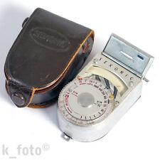 Belichtungsmesser Sekonic Leader L-8 * exposure meter