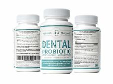 Dental Probiotic 60-Day Supply - Reduces bad breath, tooth decay, strep throat.