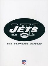 NFL: History of the New York Jets [2 Discs] (2007, REGION 1 DVD New)