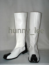 Gundam Seed Zaft Cosplay White Boots Custom-Made