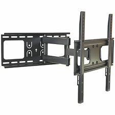 Slim Tilt Swivel TV Wall Mount Bracket most 39 40 42 48 49 50 55 inch LPA36-443A