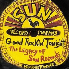 Good Rockin' Tonight: The Legacy of Sun Records by Various Artists (CD, Oct-2001