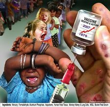 The Truth About Vaccines DVD Toxin Poison ADHD Autism Mercury Alternative health