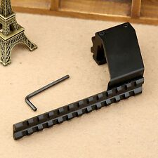 Compact Scope Mount 20mm Weaver Picatinny Dual Side Rail fit Pistol Glock 17 19