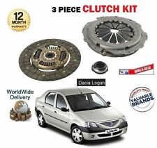FOR DACIA LOGAN 1.5 DCI 2005-- NEW 3 PIECE CLUTCH PLATE COVER BEARING KIT SET