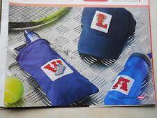 Sports ABC Alfabeto A COLORI CROSS STITCH grafici disegnati da JENNY Barton