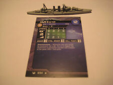 AXIS & ALLIES WAR AT SEA HMS Exeter x1
