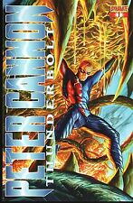 Peter Cannon Thunderbolt No.1 2012 Alex Ross Jonathan Lau Mark Waid Pete Morisi