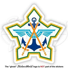 SÜDAFRIKA Streitkrafte Frühere Abzeichen ex S.African Armed Forces SADF Sticker