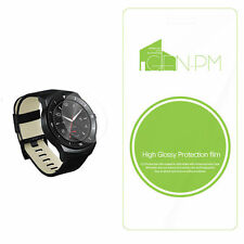 GENPM High Glossy suunto D9 TX watch screen protector Protection film 2pcs