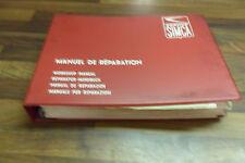 1300 Simca 1500 Reparaturhandbuch Service Simca