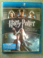 "doppio disco BLUE RAY   "" HARRY POTTER   E IL PRINCIPE  MEZZOSANGUE """