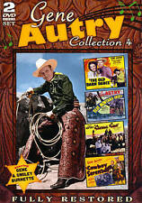 Gene Autry: Collection 4 [DVD] (2013) *New DVD*