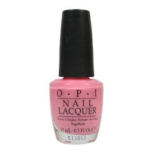 H38 Opi Nail Polish Lacquer I Think In Pink 0.5floz