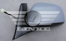 WING MIRROR SUZUKI SX4 (EY/GY) 06.-13. LEFT-PASSENGER ELECTRIC PRIMED