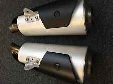 Ducati 796 Standard Exhaust Silencers