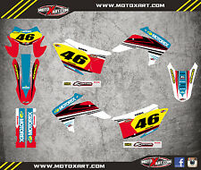 Honda CRF 230 F 2015 - 2017 Custom Graphic kit STRIKE style decals / stickers