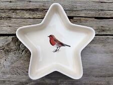 EMMA BRIDGEWATER rare original Christmas Friends & Parties . STAR BAKER Robin