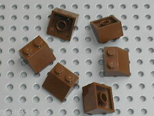 LEGO STAR WARS OldBrown slope brick ref 3039 / Set 7184 7126 4727 7186 7139 7128
