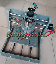 2020B 300W DIY CNC Wood Carving PVC USB PCB CNC 3 Axis Milling Engraving Machine