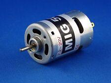 Motor MIG 500  für Flugmodelle, Schiffe, Kettenfahrzeuge usw., 12V