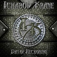 ICHABOD KRANE - Day Of Reckoning (NEW*US METAL*HALLOWEEN*SLEEPY HOLLOW)