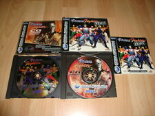 VIRTUA FIGHTER REMIX C.G. PORTRAIT COLLECTION PARA LA SEGA SATURN USADO COMPLETO
