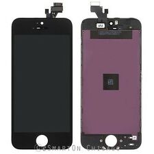 iPhone 5 Black LCD Display Touch Screen Digitizer Assembly Replacement Part USA
