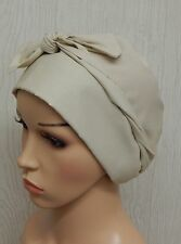 Cancer patient head wear, chemo bonnet, hair loss bandanna, women hair scarf cap