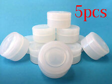 5 NonStick 5ml Silicone Jar Containers Clear New Ball 5 ml wholesale