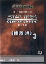 Star Trek Deep Space Nine Bonus DVD 3 FedCon