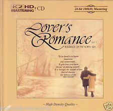 """Lover's Romance Vol.1"" Japan K2HD 100KHz / 24bit K2 HD Mastering CD New Sealed"