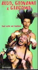 X43 Aldo, Giovanni & Giacomo -Tel chi el telun -Mondadori 1999