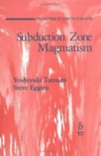 Subduction Zone Magmatism (Frontiers in Earth Sciences)-ExLibrary