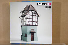 KIBRI 8131 HO SCALE OLD TIME CITY COUNTRY ELECTRICITY SUB STATION MODEL KIT ni