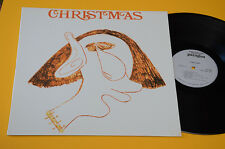 CHRISTMAS LP SAME PROG PSYCH NM REISSUE RISTAMPA UNPLYED
