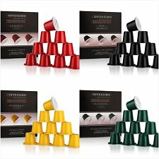 150 Coffessimo Espresso Coffee Capsules Compatible With Nespresso Machines