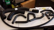 MG MIDGET1500  REINFORCED RUBBER WATER,CAR COOLING HOSE KIT 1974 - 1981