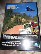 DVD MAKING OF ROAM Mountain Biking THE COLLECTIVE Behind Scene Look At Bike Film