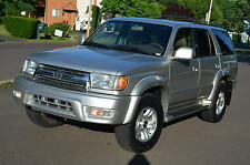 Toyota: 4Runner 4dr Limited